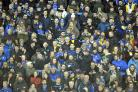 Face in the Crowd v Wigan. Pictures from Mike Boden