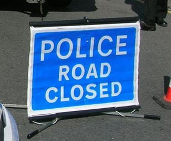 A49 is closed in both directions