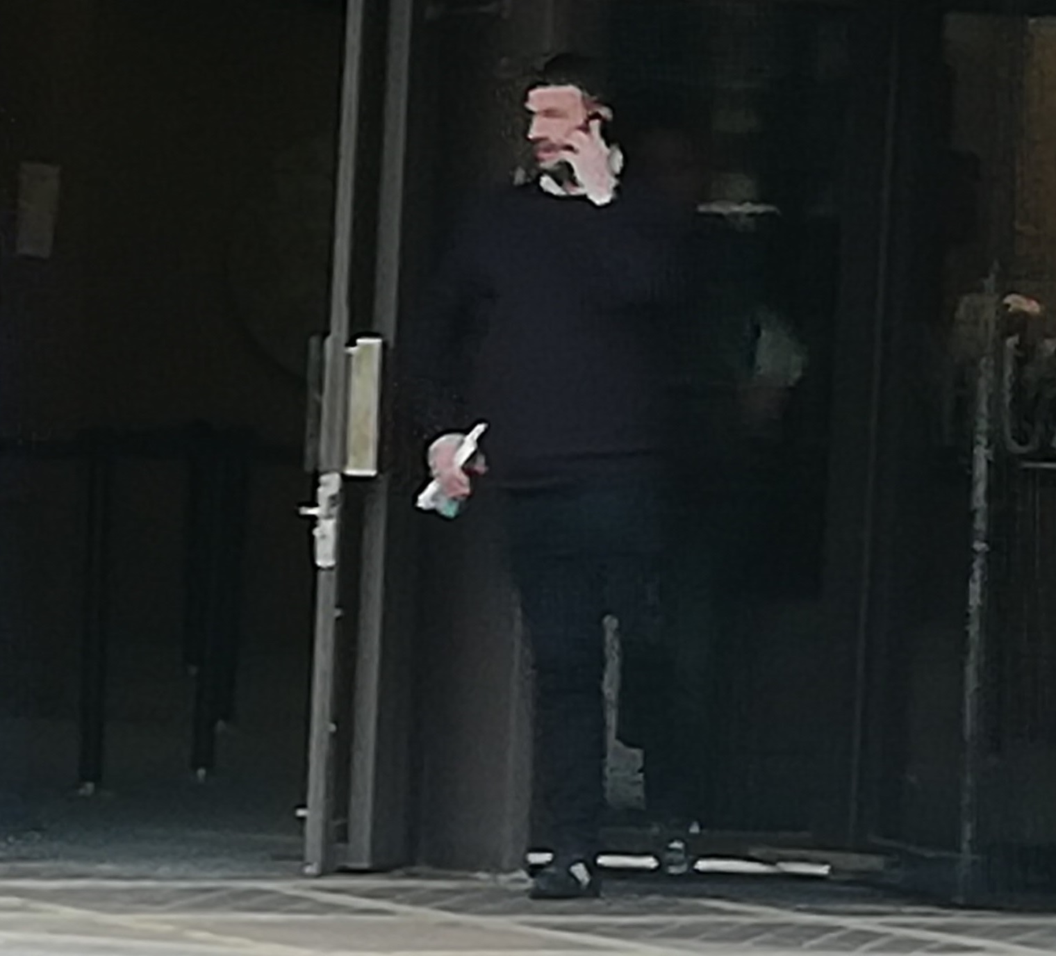 David Stockton, pictured leaving Liverpool Crown Court on Tuesday afternoon.
