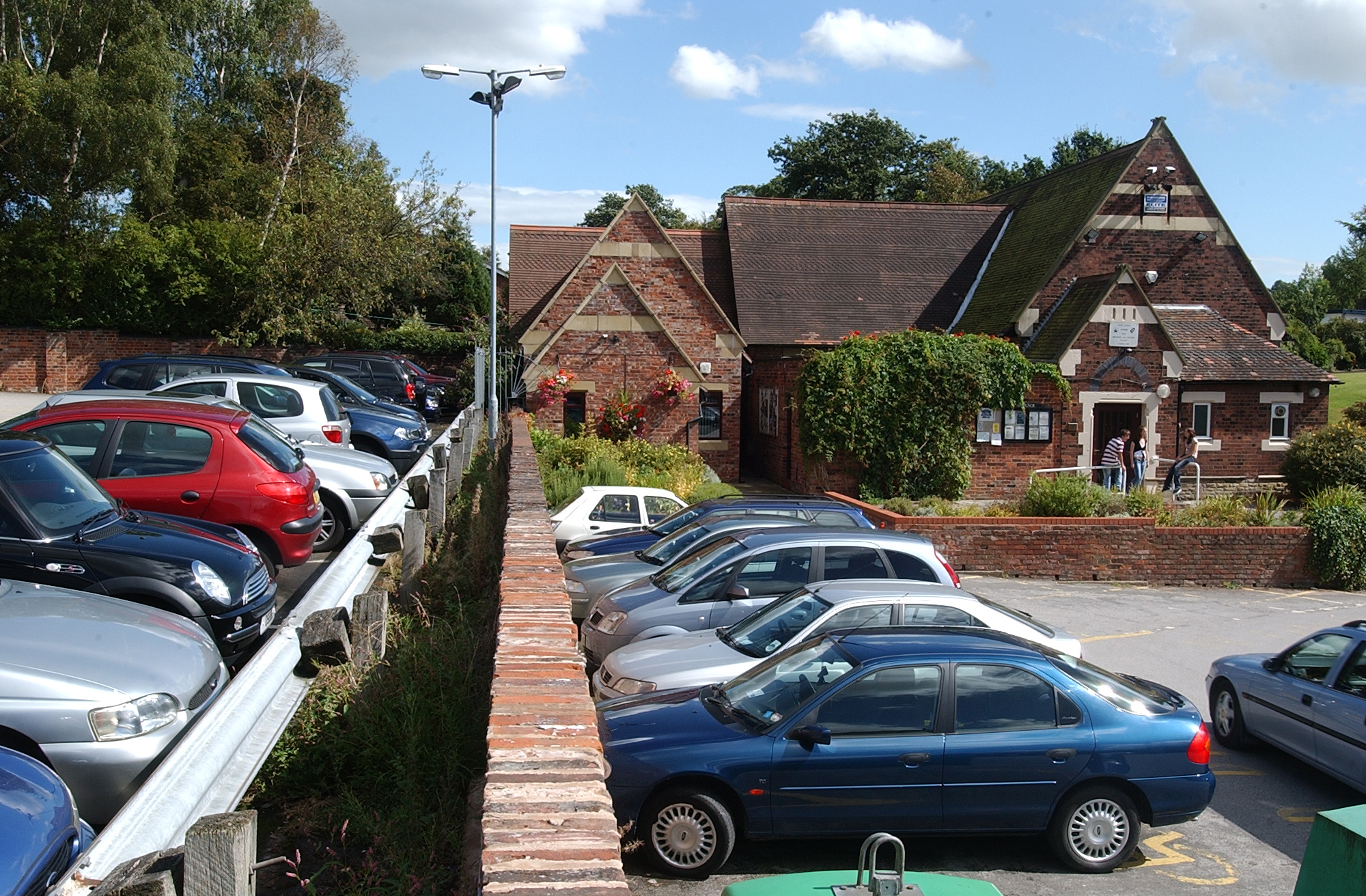 Pepper Street car park in Lymm will be among those to have new charges from Monday