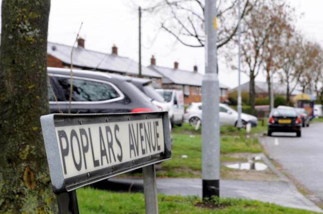 Poplars Avenue had the highest number of crimes recorded for a residential street in Warrington in 2018.