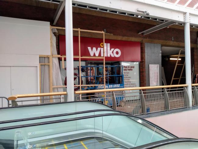 21072cb5e75 New Wilko store in Golden Square Shopping Centre offers free goody ...