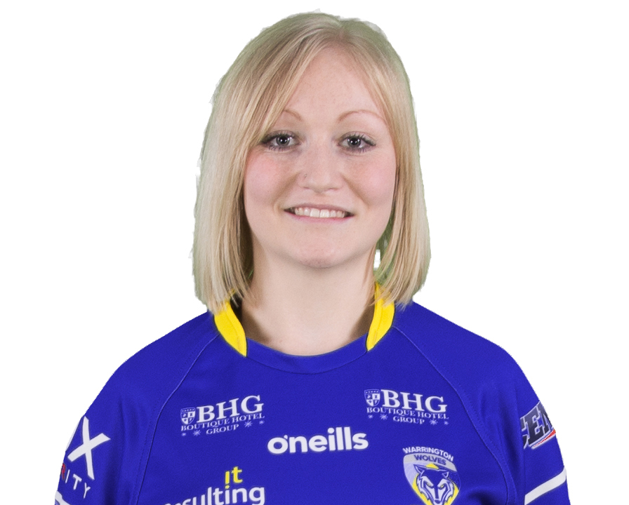 Cat Davies, Warrington Wolves Women