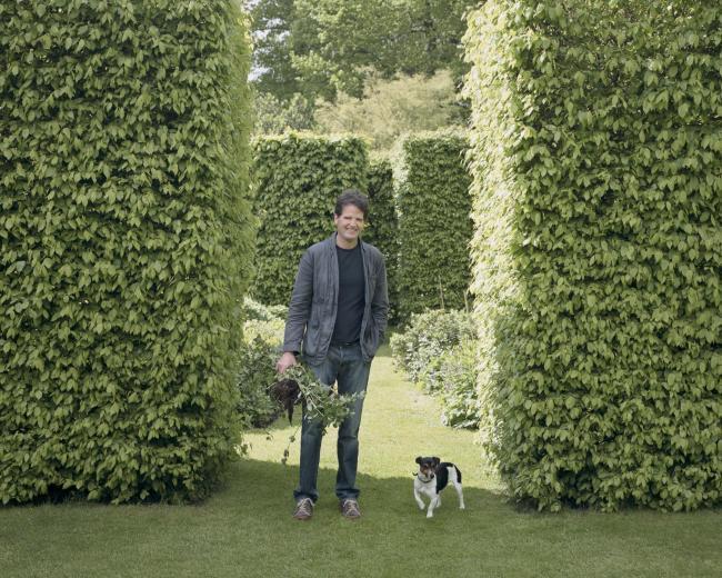 Tom Stuart Smith To Visit Arley Garden, Smith Lawn And Garden