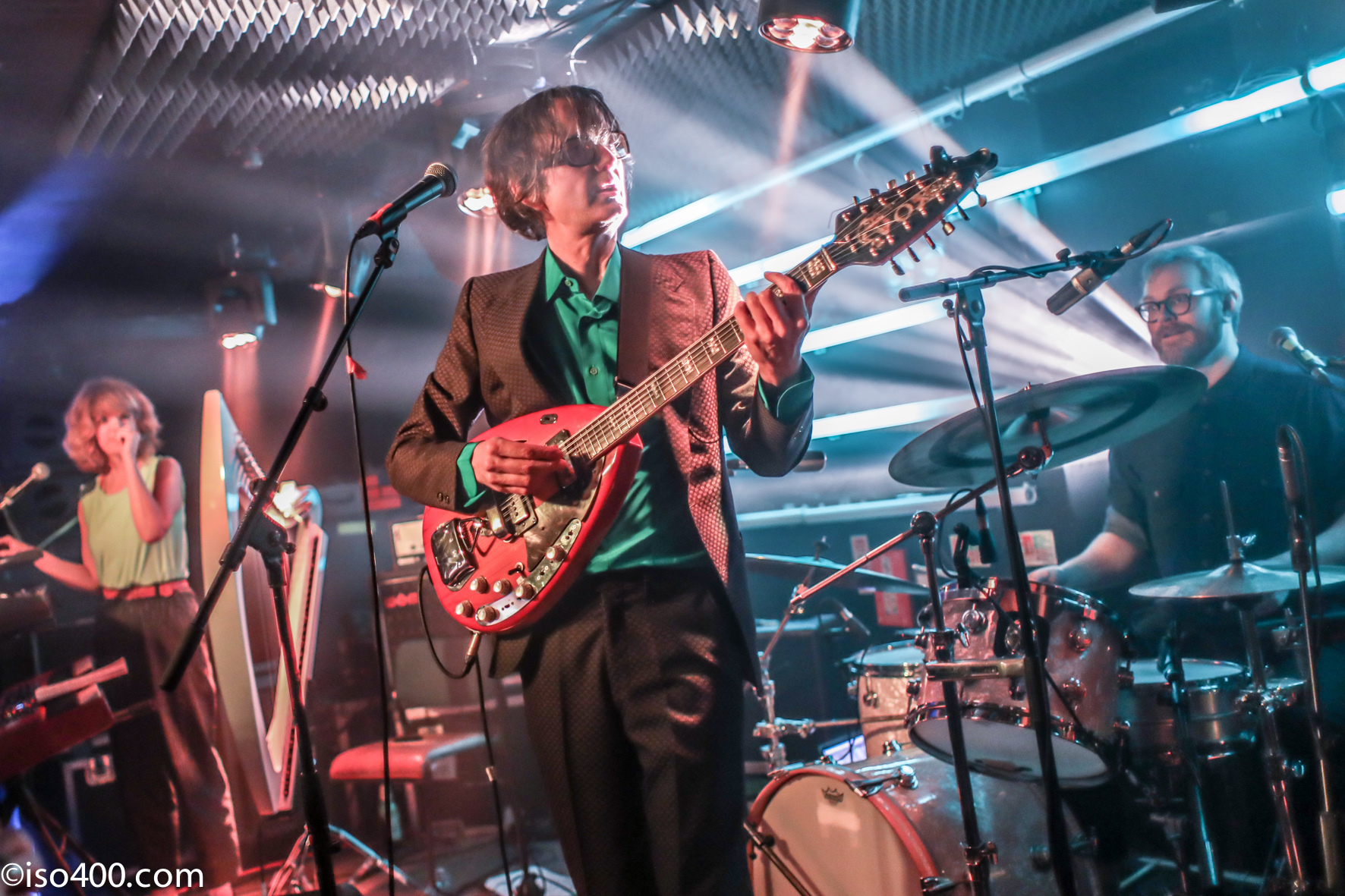 Pulp's Jarvis Cocker to perform at Jodrell Bank's Bluedot festival