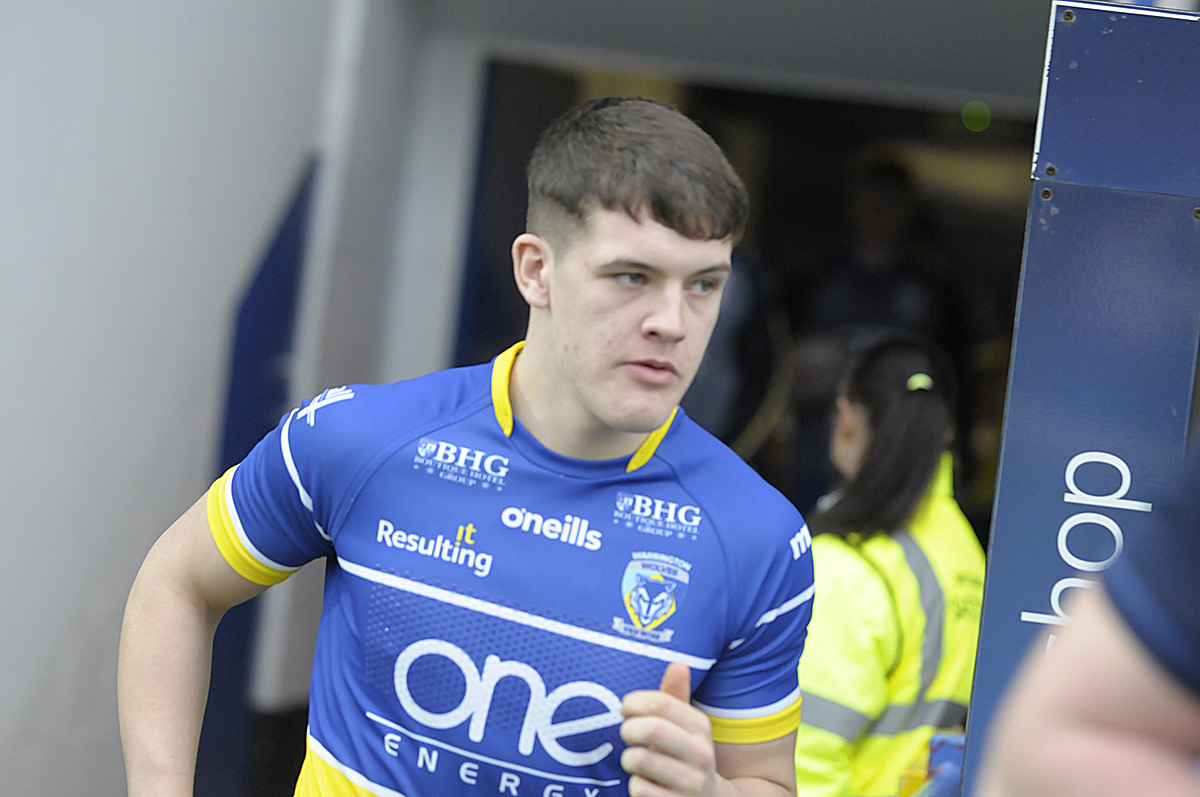Josh Thewlis scored twice as The Wire's under 19s won at Bradford. Picture by Mike Boden