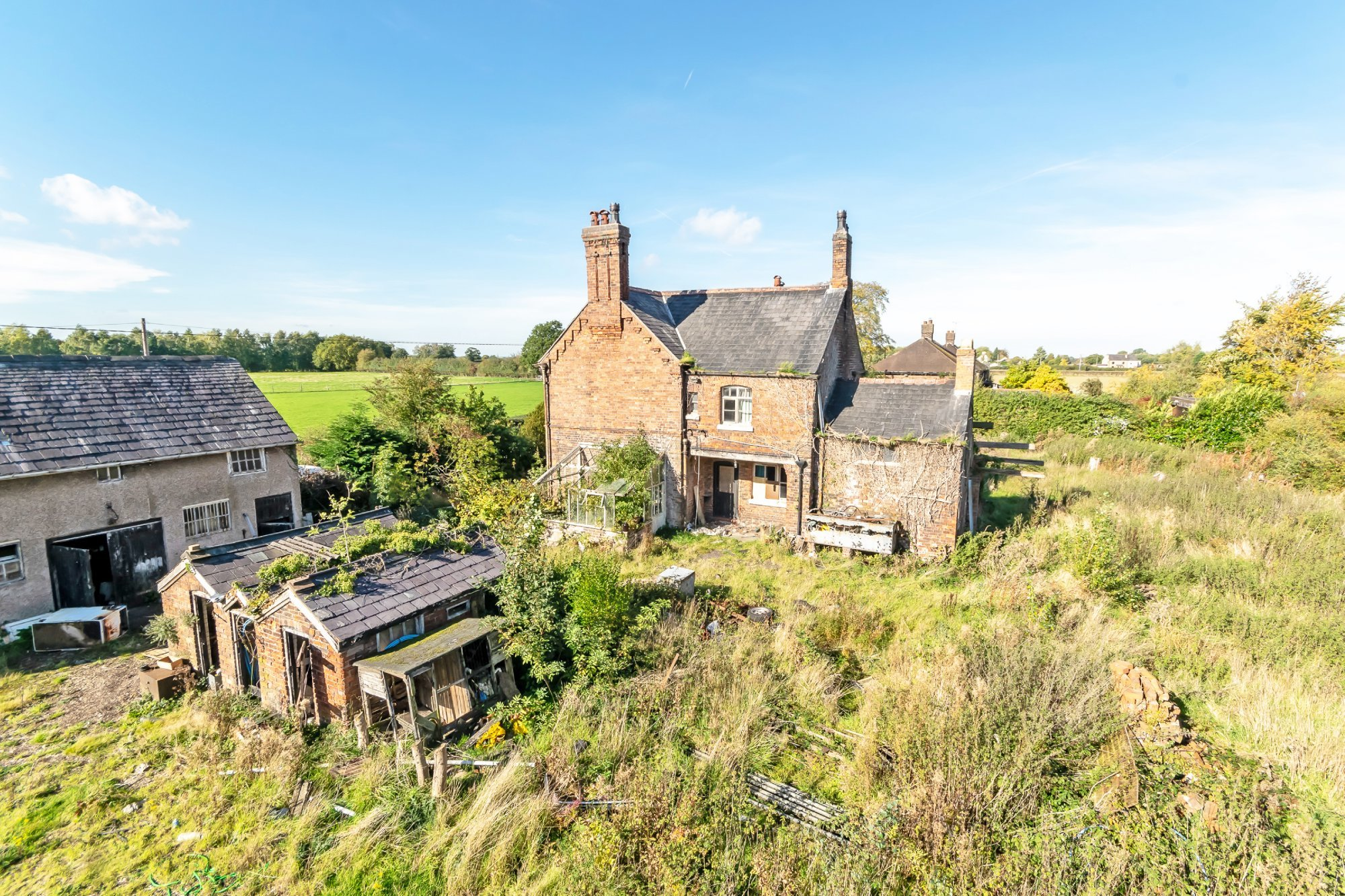 Why this £850k property could be renovated into a dream home