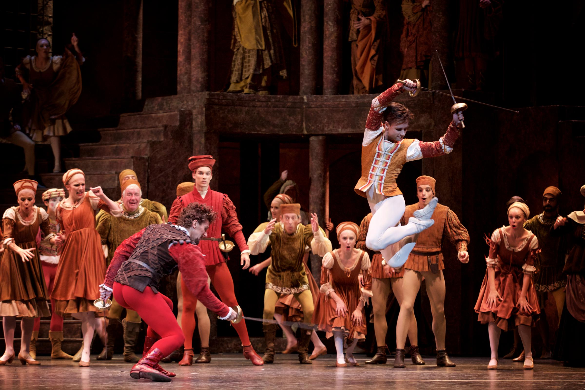 Royal Opera House's Romeo and Juliet to be screened for FREE at Walton Hall