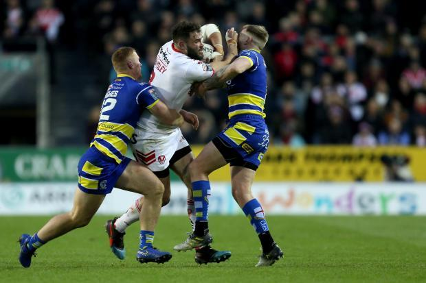 How the match was lost, St Helens 38 Warrington Wolves 12
