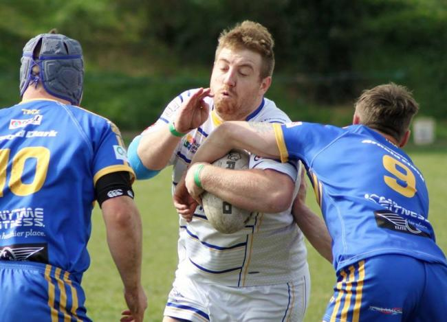 Crosfields became the first team to beat Beverley at home in the NCL on Saturday