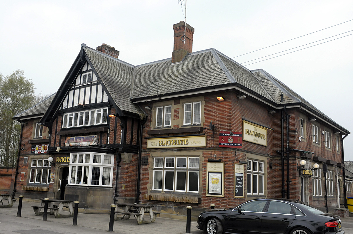 Councillors set to approve plans to demolish historic Blackburne Arms pub