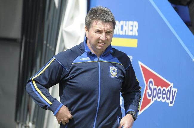 Wire head coach Steve Price. Picture by Mike Boden