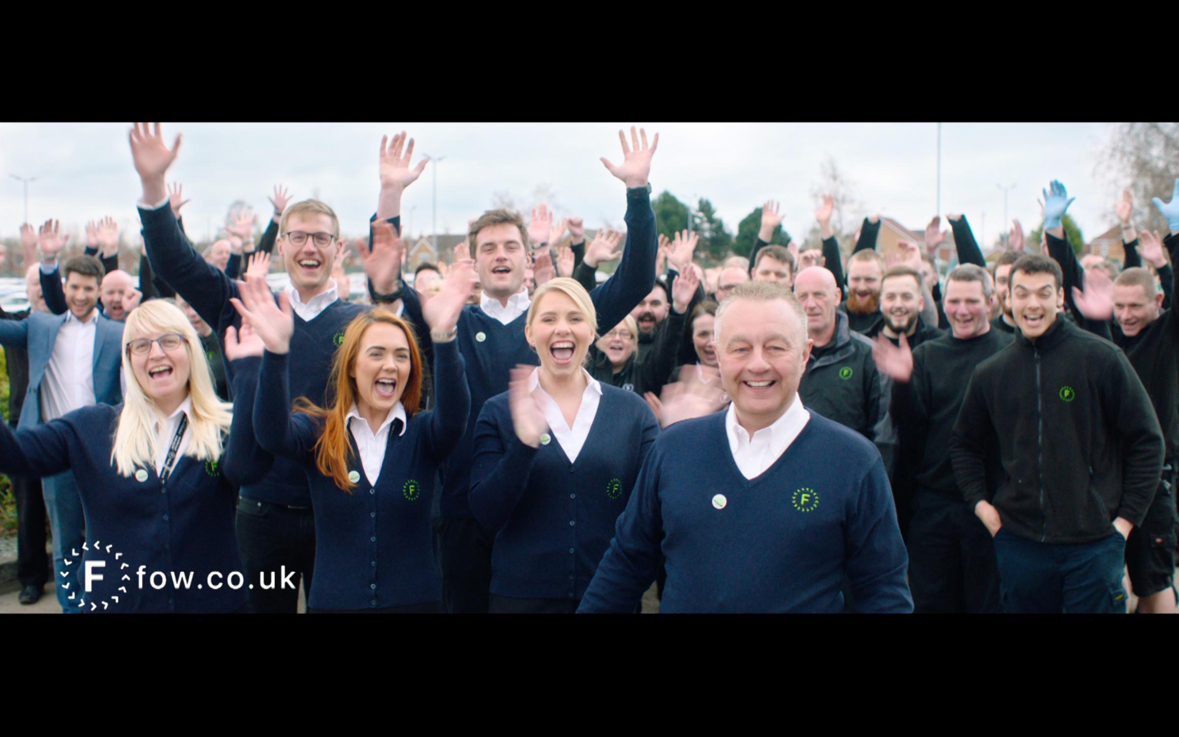 Trip down memory lane as car dealership marks milestone