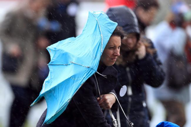 Batten down the hatches! Met Office warns of 60mph winds
