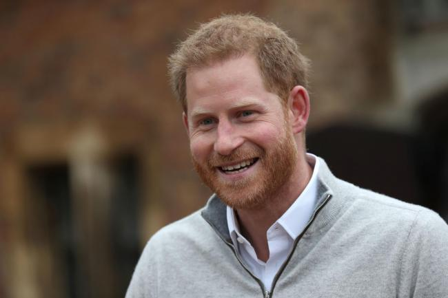 The Duke of Sussex. Picture: Steve Parsons/PA Wire