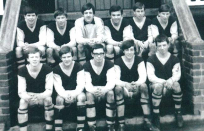 The team from 1967/68