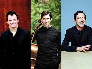 Concert by Aronowitz Piano Trio