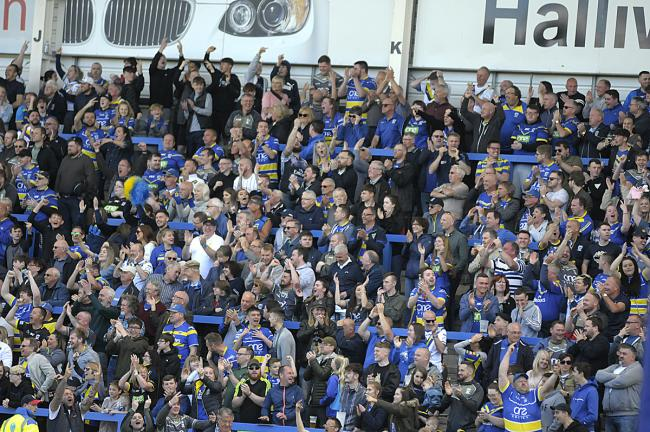 Can you spot anyone in our Face in the Crowd pics from the Wigan game?
