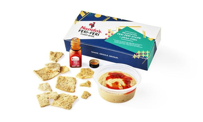 Jet2 becomes first UK airline to serve Nando's snacks onboard