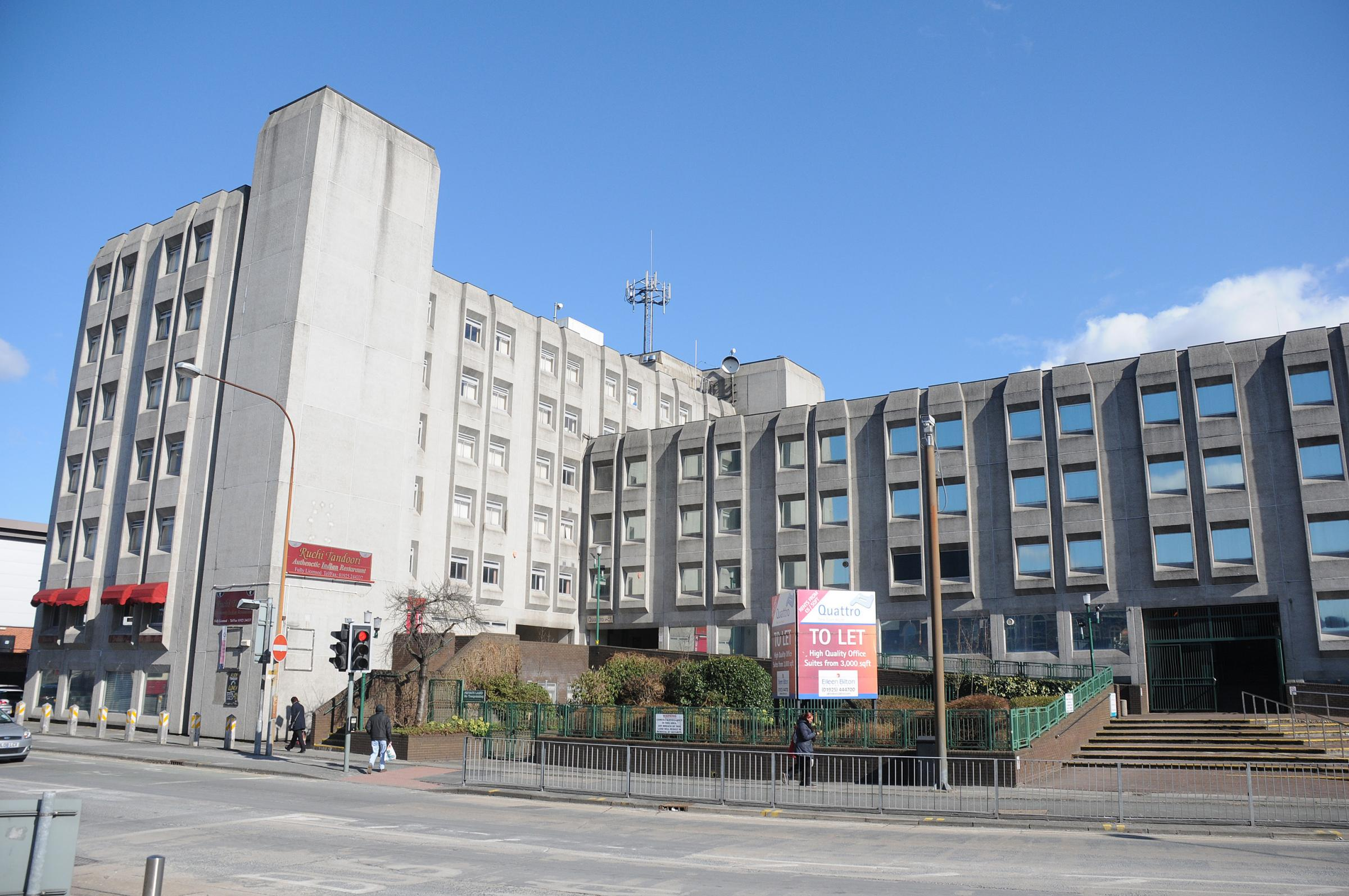 Demolition planned for New Town House building
