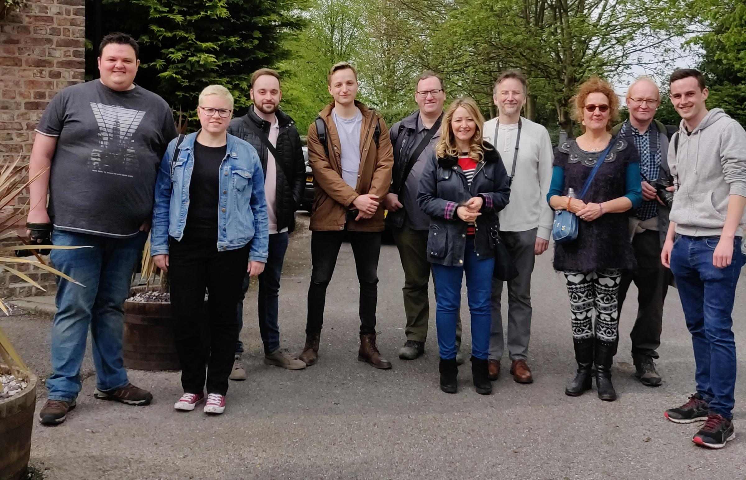 Warrington Photo Walk is on the look out for new members