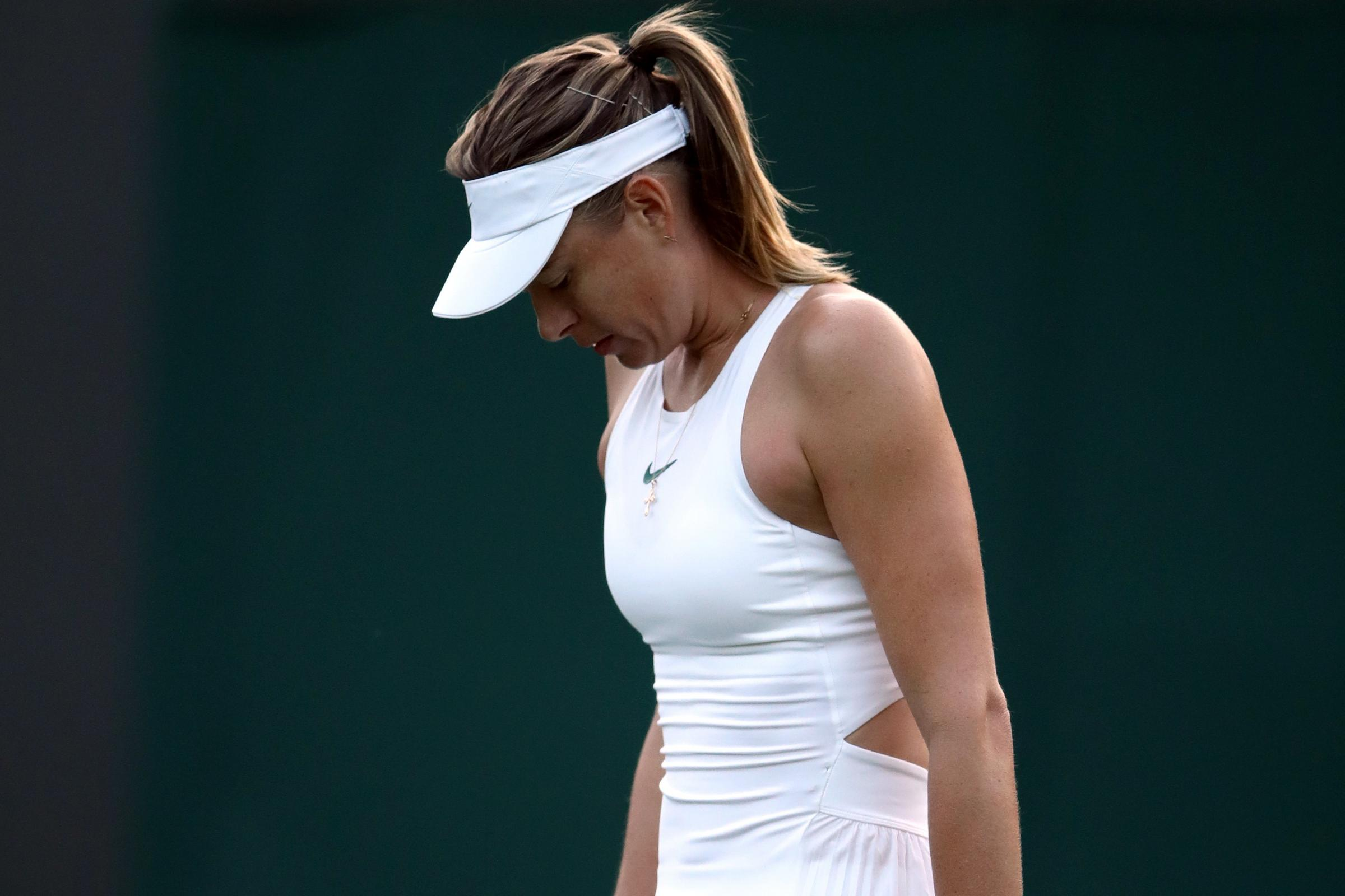 Maria Sharapova has been ruled out of Roland Garros