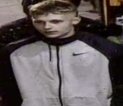 CCTV: Man wanted over assault on Academy Way near DW Sports