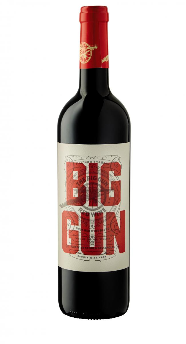The Big Gun Spanish Red