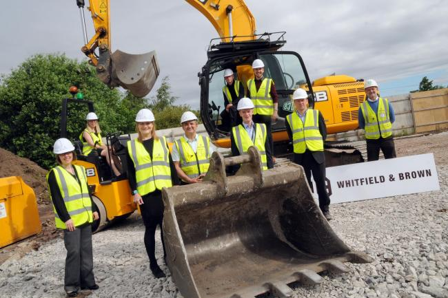 Construction work begins on Dallam and Bewsey Hub