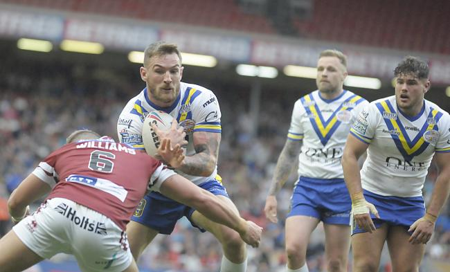 Choose your Wire man of the match from Magic Weekend victory