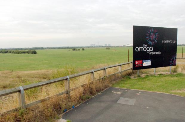 The Omega site