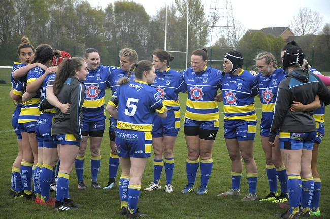 Wire Women take on Leeds Rhinos this afternoon. Picture by Mike Boden