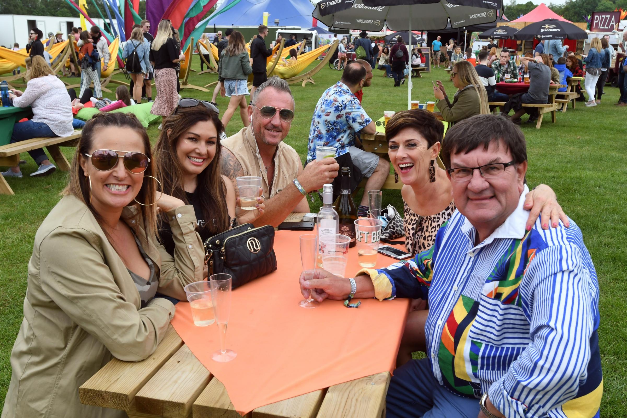 Neighbourhood Weekender success boosts town's reputation