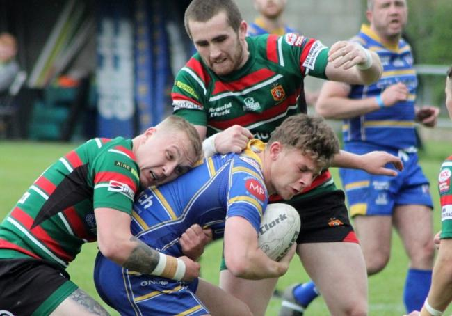 Crosfields were beaten by West Bowling last time out